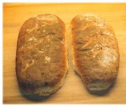 Bake brød i bakerovn